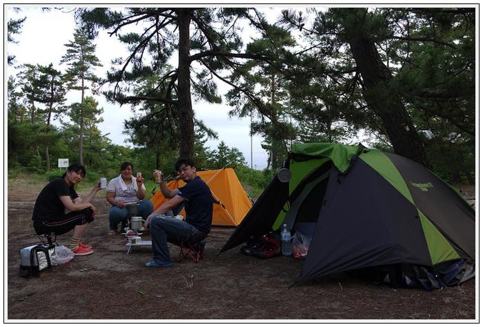 2013年7月16~17日 鳥取砂丘キャンプツーリング (29)