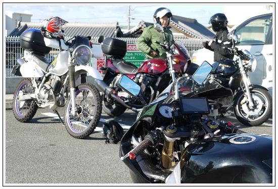 2013年11月19日 談山神社ツーリング (1)