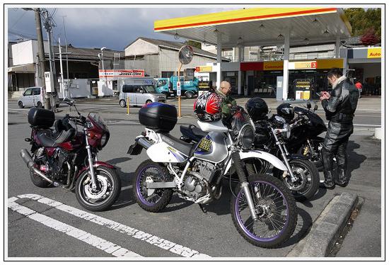 2013年11月19日 談山神社ツーリング (2)