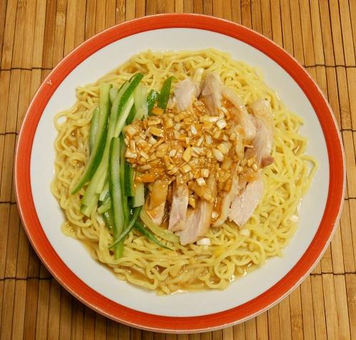 棒棒鶏冷麺10