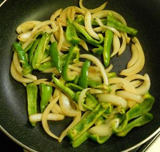 わさび醤油ソースの焼き肉丼弁当7