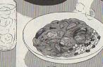 トマトとヨーグルトの本格カレー図