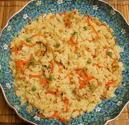 ホタテご飯9
