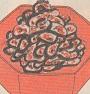 ナスの梅ジソ和え図
