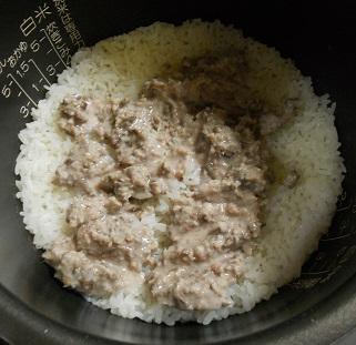 イワシの炊かずメシ5