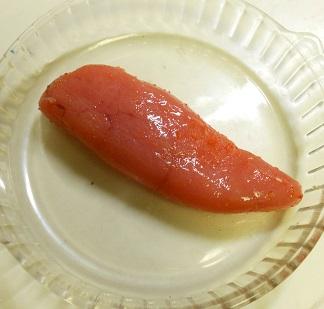 鮭と明太子の他人丼1