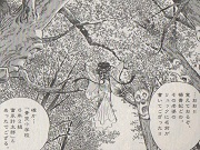 何と、楊貴妃さんは公園にある銀杏の木の精霊相手に尋ねて調査していました!