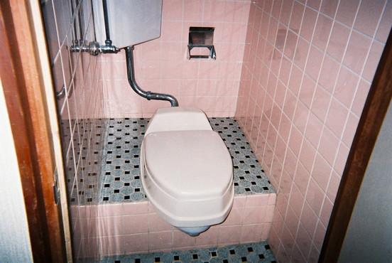 トイレ 洋式カバー