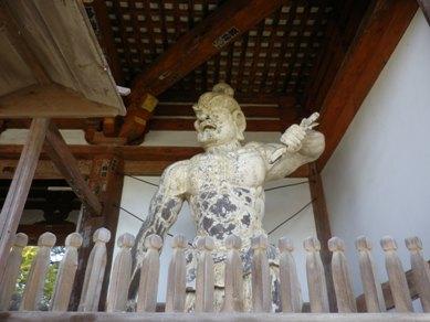 金峯山寺 仁王像