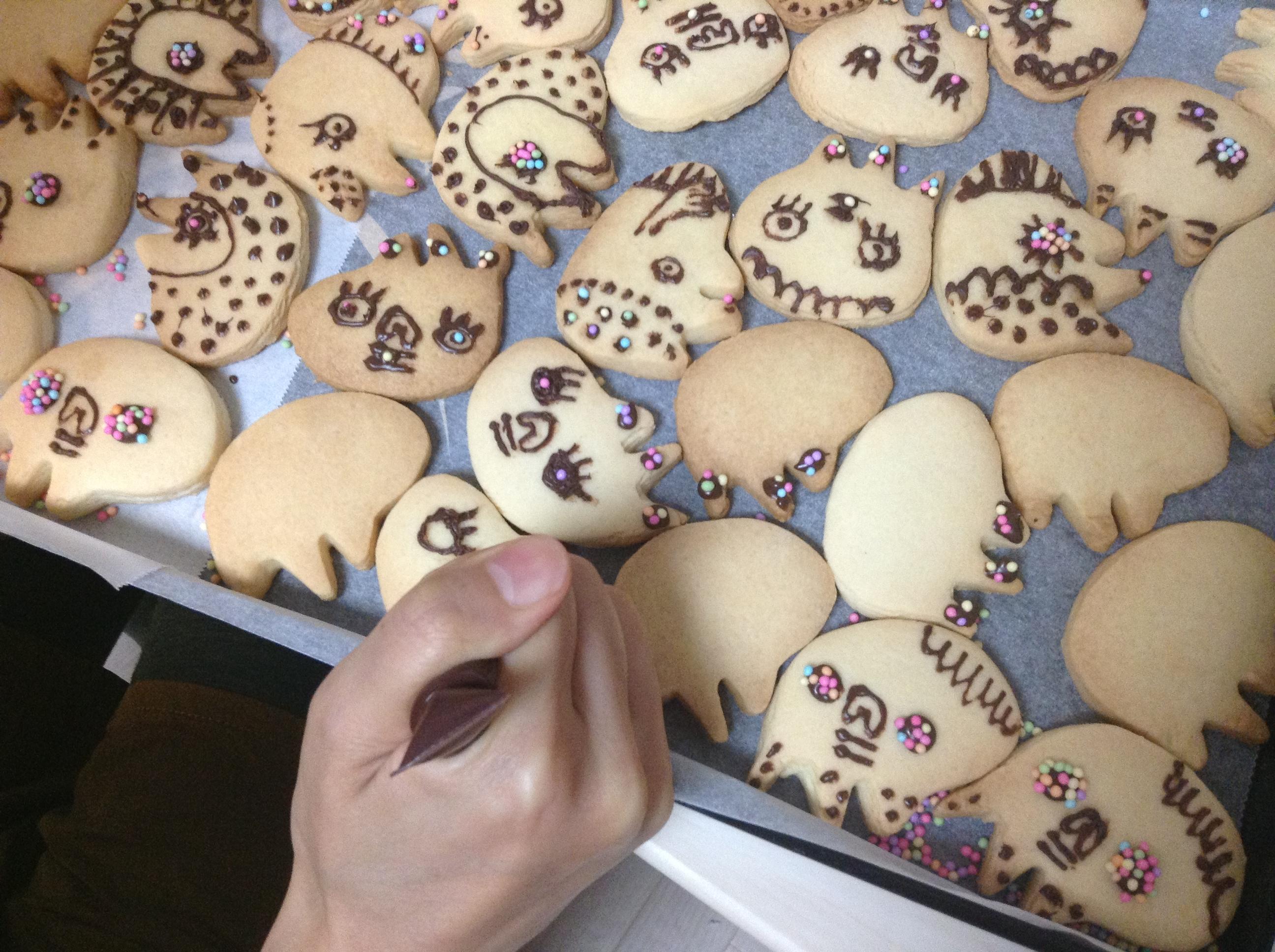 スサイタカコお手製クッキー