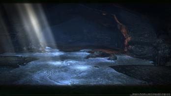 蒼の洞窟 入口