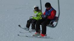 八千穂高原スキー場スクールマンツーマン