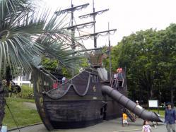 【子供と遊ぶ】 子供と遊ぶ無料スポットアスレチック♪府中競馬場で子供と楽しむ♪