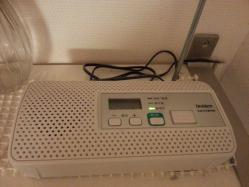 【防災グッズ】 家族を守るFM放送を使った地震津波警報機「EWR200」を評価