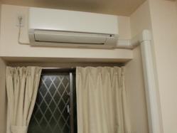 【DIYとインテリア生活】 エアコンもインテリアエアコン新規設置・移設室内用配管カバー選定