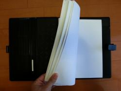 【手帳による生活改善】 A4サイズ手帳自作リフィルオリジナルネームプレート