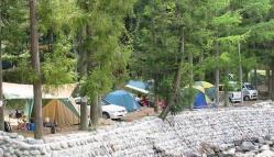 ビッグホーンキャンプ場