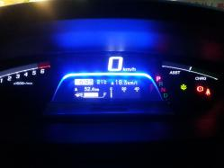 ホンダフリード ハイブリッド 燃費記録 18.3km/L