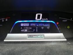 ホンダフリード燃費 20km/L超え 最高記録更新!