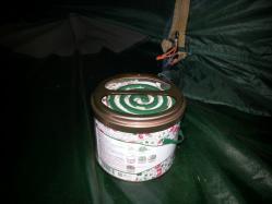 【必見キャンプ生活】 キャンプ蚊取り線香のすすめ