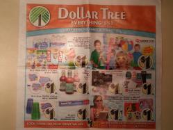 【旅行記】 アメリカの100円ショップ=1ドルショップ:「DollarTree」♪ディズニーラーニングカード購入♪