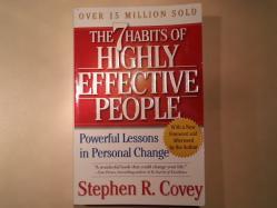 【旅行記】 スティーブン・R.コヴィー「7つの習慣」の英語版:「The7HabitsofHighlyEffectivepeople」購入♪
