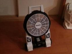 充電式 マキタ(makita) 扇風機