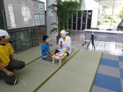 【子供と遊ぶ】 【子供と遊ぶ無料スポット】パナソニックセンターに家族で行く♪