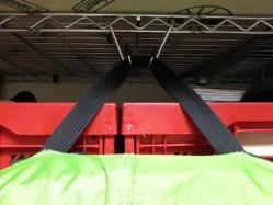 【必見キャンプ生活】 直径95cmのケシュアテントFresh(4人用)の自宅収納法♪