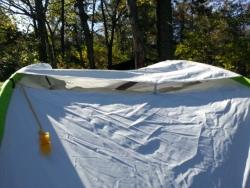 【必見キャンプ生活】 ケシュアテント(2secondsXXLiiiiFresh)に改善点あり!でもおすすめのテントです♪