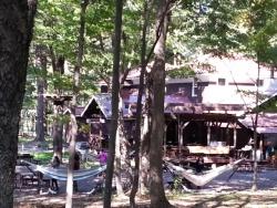 ハンモックカフェ ルオムの森