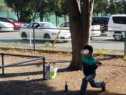 【子供と遊ぶ】 子供用KW-533カイザー(kaiser)バッティングマシーンセット!