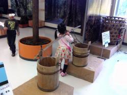 【子供と遊ぶ】 子供と遊ぶ無料体験スポット木工クラフト体験50円!