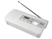 家族を守る FM放送を使った地震津波警報機「EWR200」 を評価