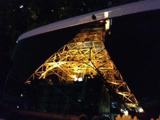 東京タワー@キューブ