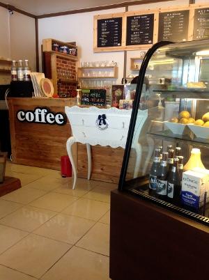 おされカフェ1