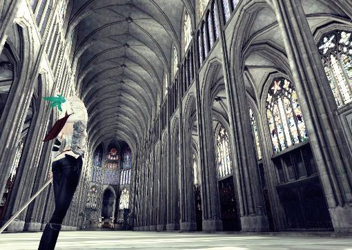 大聖堂 美しか~