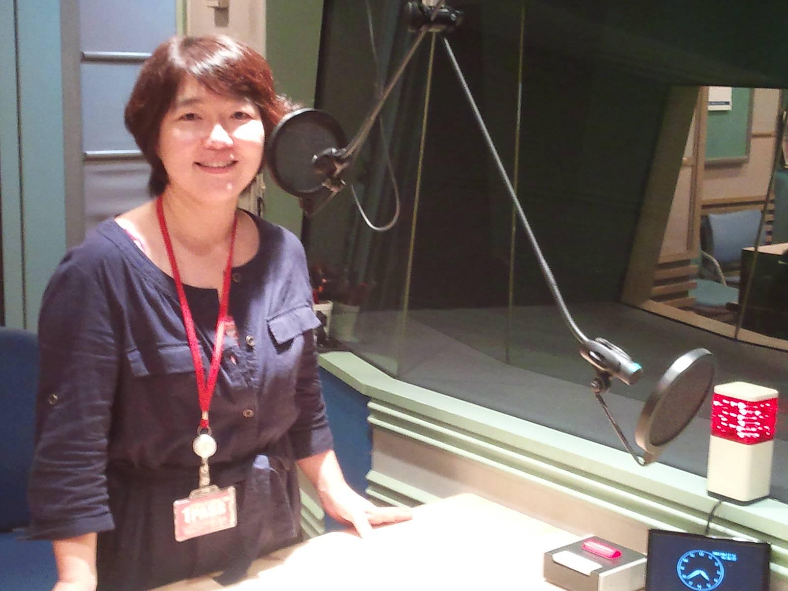 TBSラジオスタジオ2