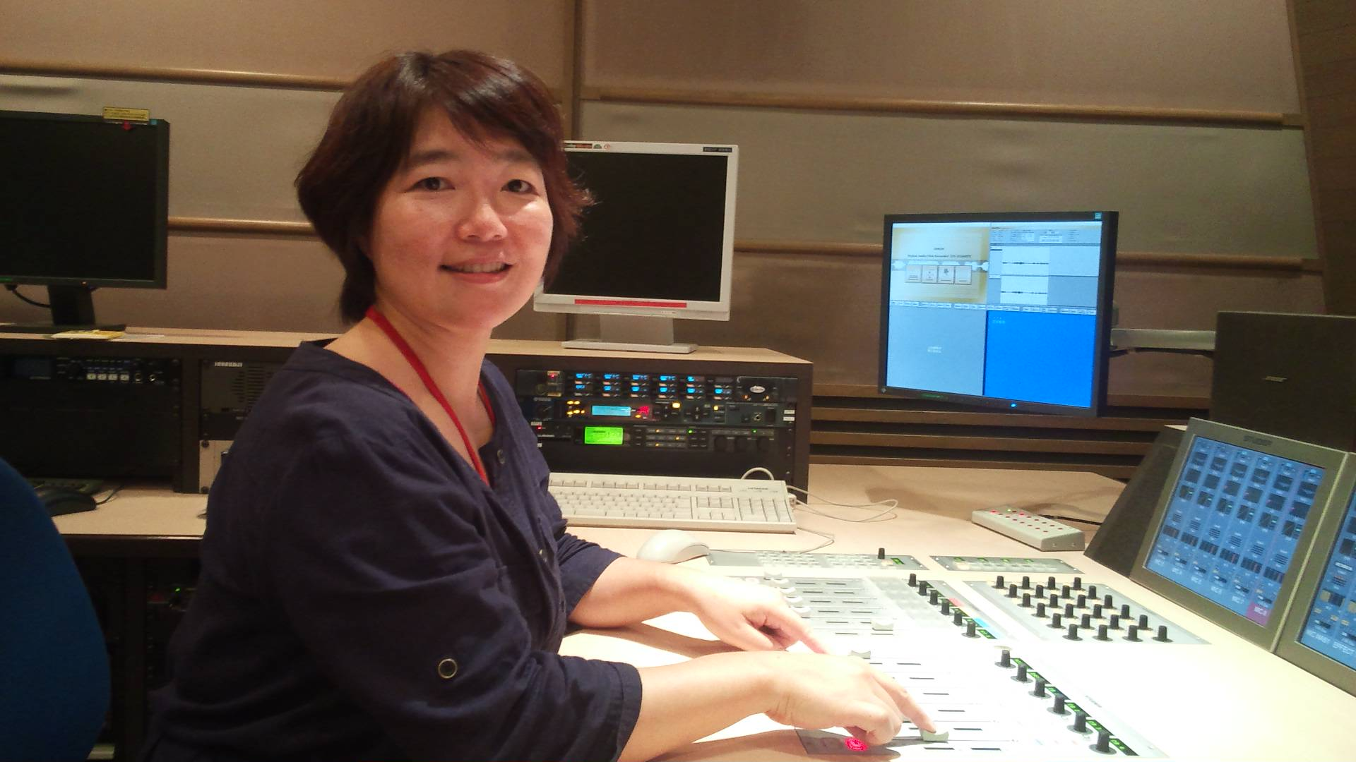 TBSラジオスタジオ