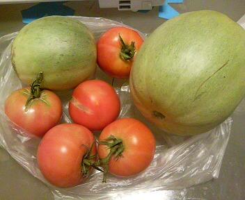 トマトメロン