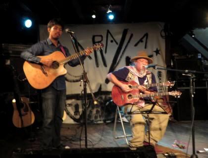 2014_10 04_CARAVAN(カラワン)&勇造・3