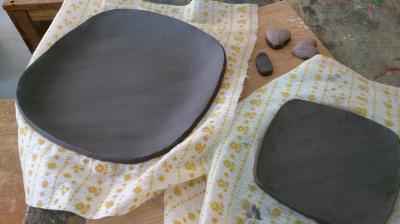 陶芸教室・学級生の作品