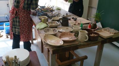 社会学級・陶芸教室