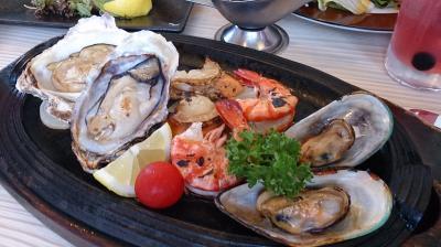 魚介類焼き