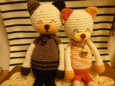 編みねこモカ・ラム