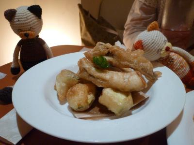 NOBATTE の魚介類祭り