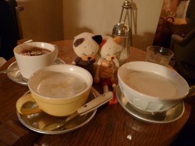モーツワルトのコーヒー