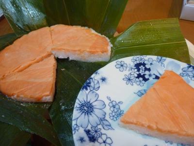 ますの寿司(富山名産)