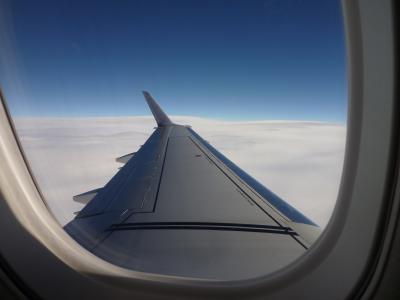 仙台空港→福岡へ