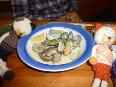 よし田で夕食
